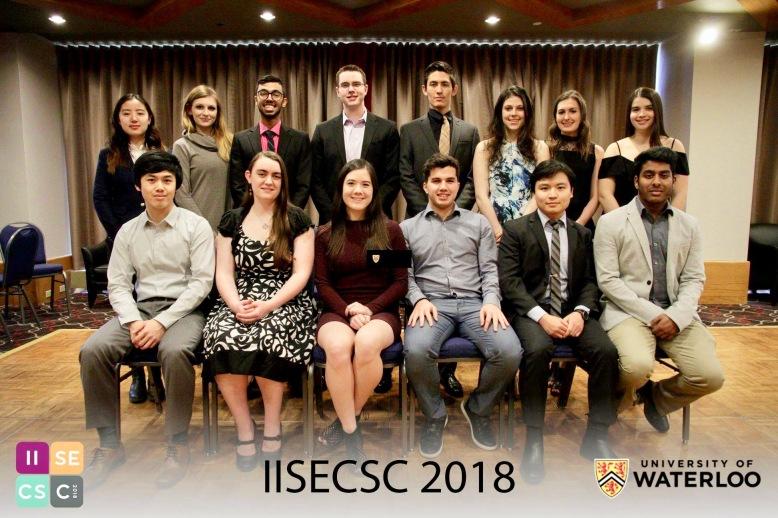 IISECSC 2018 2