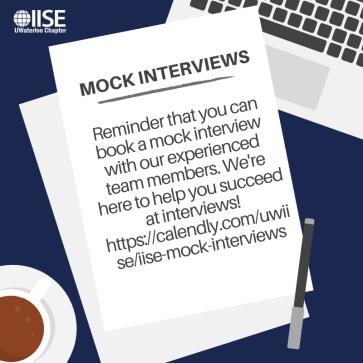 Mock Interviews Graphic